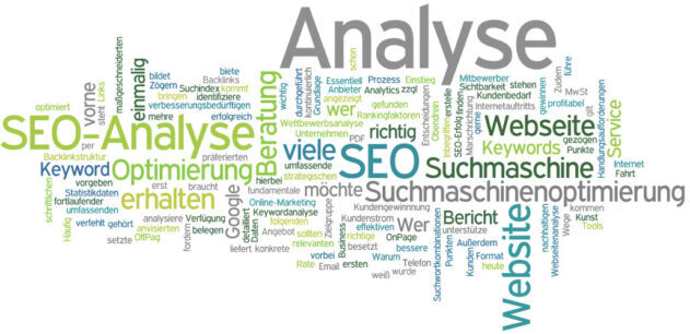 Suchmaschinenoptimierung der Website für Nutzer und Google