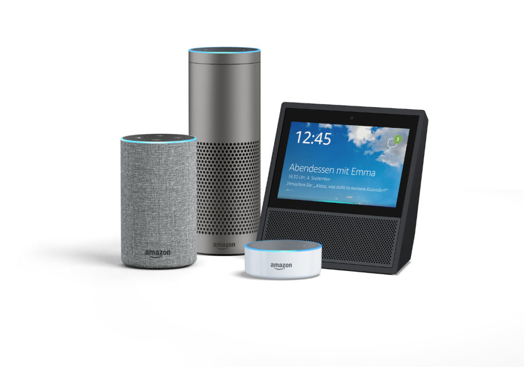 Wie stark ist Amazon Echo als Kommunikationskanal?
