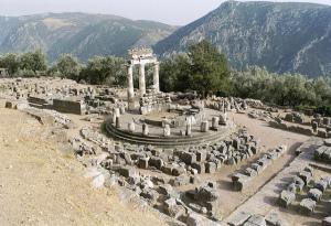 Delphi, Tholos