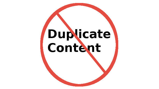 Duplicate Content in ein No Go im Content Marketing