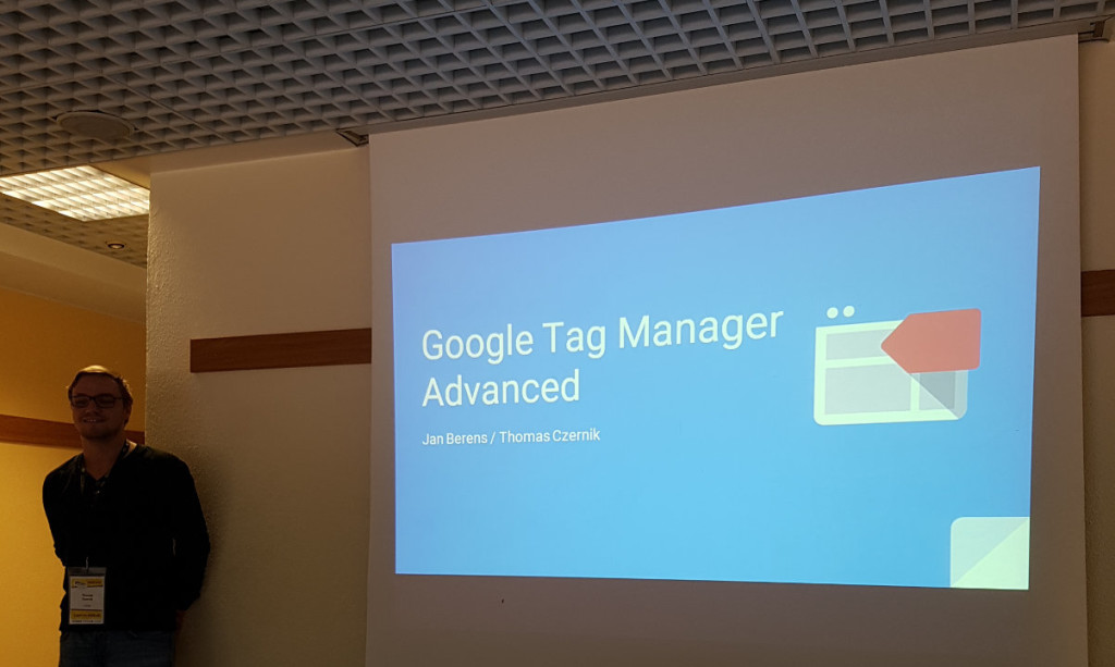 Google Tag Manager Advanced
