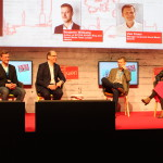 Corporate Blogs – eine Diskussion Sandra Coy (Tchibo) Benjamin Wittkamp (Ritter Sport) Uwe Knaus (Daimler) Moderation: Klaus Eck