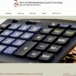 Buchhaltungsbüro in Dresden für Betriebsberatung und Controlling