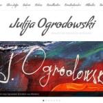 Künstlerin Julija Ogrodowski