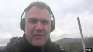 Marco Janck auf Pilgertour auf dem Camino