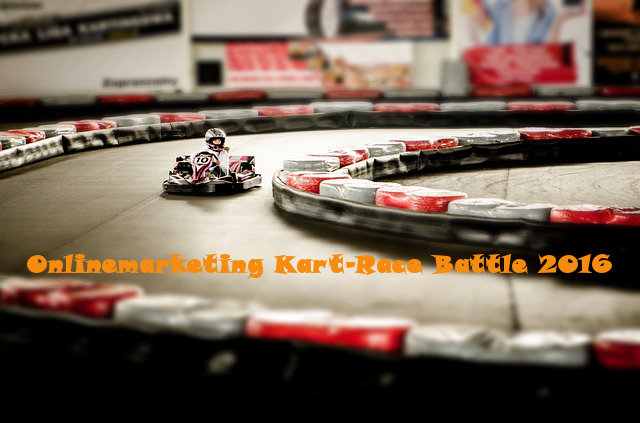 Onlinemarketing Kart-Race-Battle