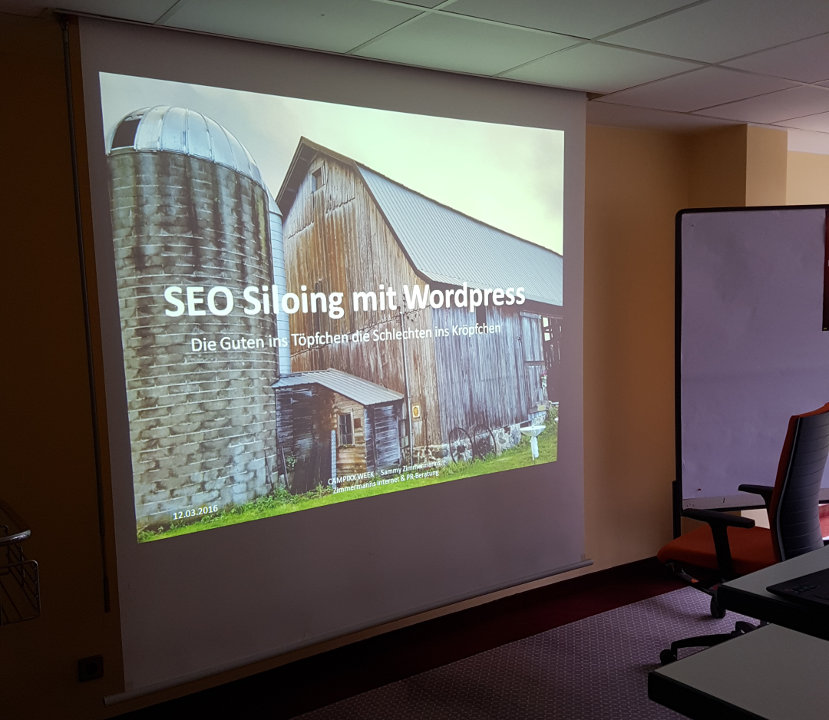 SEO Siloing mit WordPress