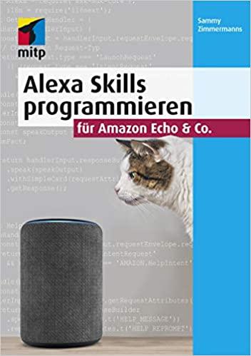 Alexa Skills programmieren