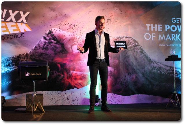Media Magier Andreas Axmann