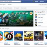 facebook Spiele