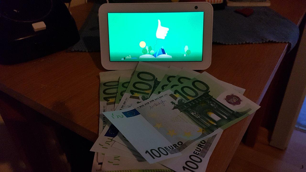 Geld verdienen mit Alexa