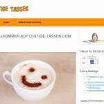 Website Lustige-Tassen.com