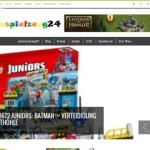 Affiliate-Projekt mit WordPress für meinspielzeug24.com
