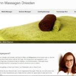 Mobile Massagen Dresden - Miriam Stegemann
