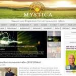 Wordpress Optimierung für mystica.tv
