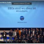 Vortrag zur Eröffnung der SEOkomm 2016