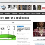 Der Sport-Blog Shape-blog.de