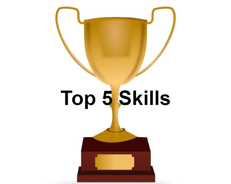Meine Top 5 Skills in der Home & Smart